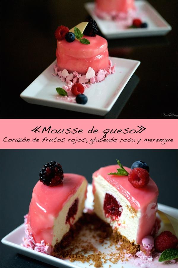 """""""Mousse de queso"""""""