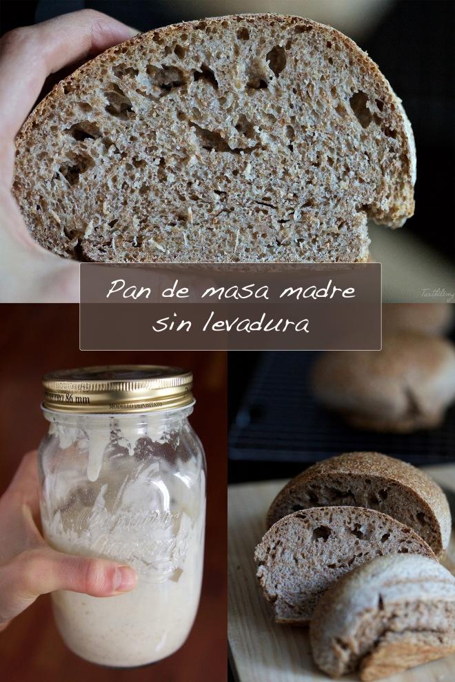 Pan masa madre