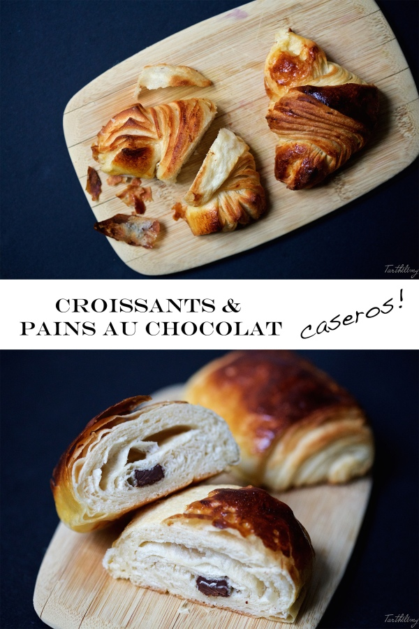 Croissants & Pains au chocolatcaseros