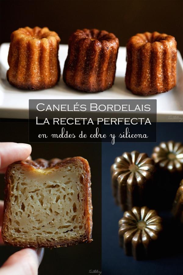 Canelés Bordelais, la receta perfecta (paso apaso)