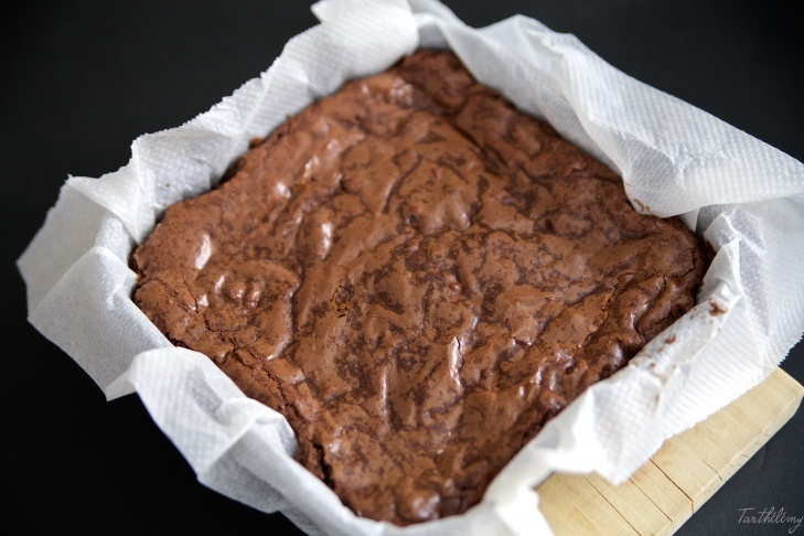 Brownies perfectos