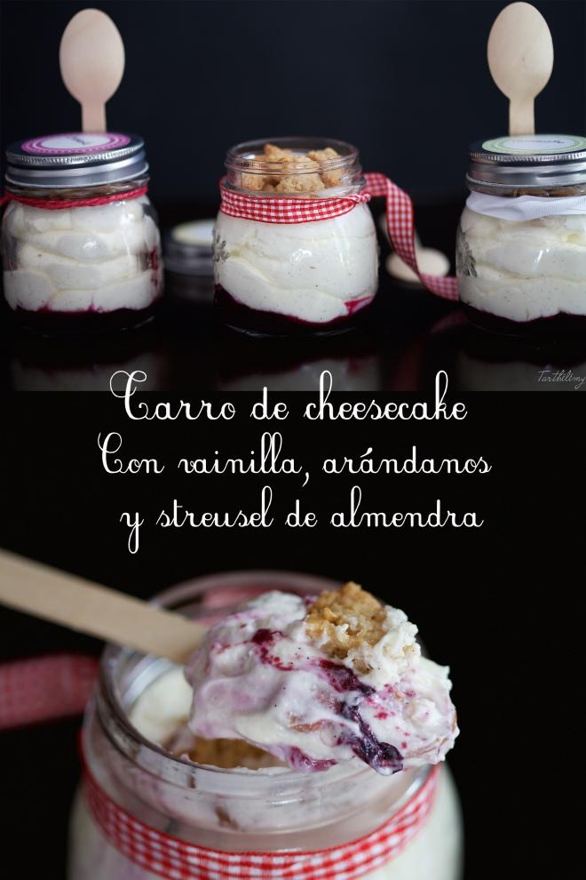 Tarro de Cheesecake