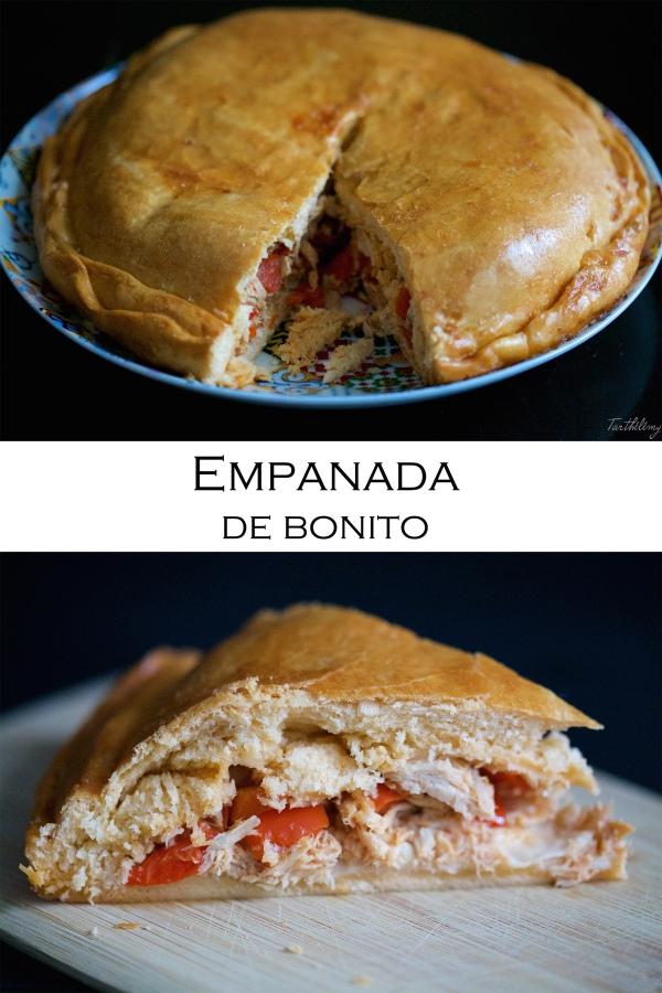 Empanada de bonito (paso apaso)