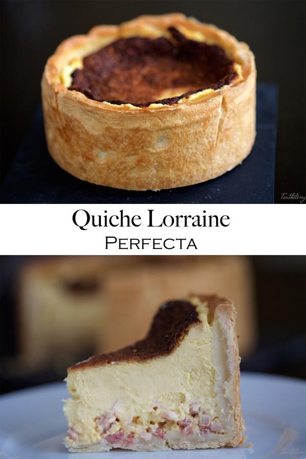 Quiche Lorraine perfecta