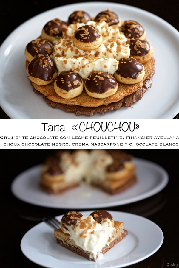 "Tarta ""Chouchou"""