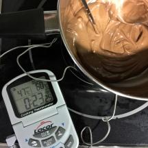 Temperado chocolate con leche