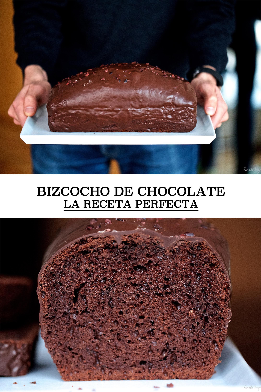 Bizcocho de chocolate, la receta perfecta