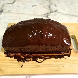 Bizcocho de chocolate perfecto
