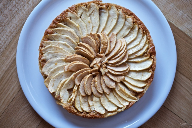 Mi tarta de manzana