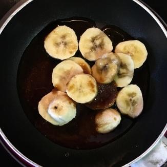 Trufas de plátano