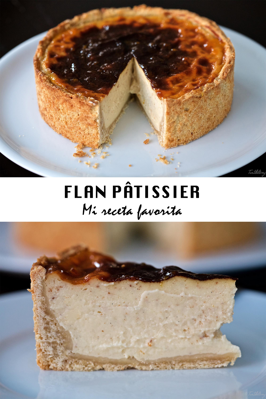 Flan pâtissier, mi receta favorita (paso a paso)