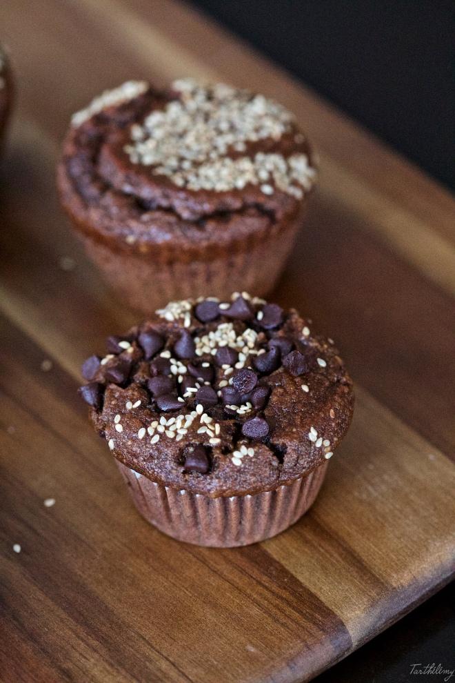 muffins tahini 5