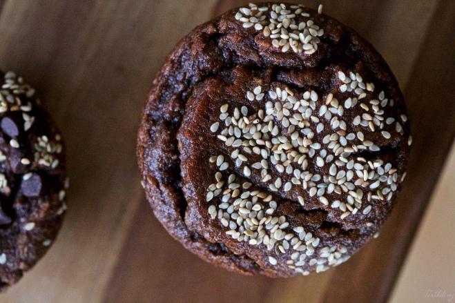 muffins tahini 7