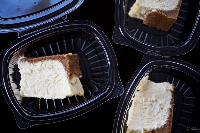 La mejor tarta de queso del mundo