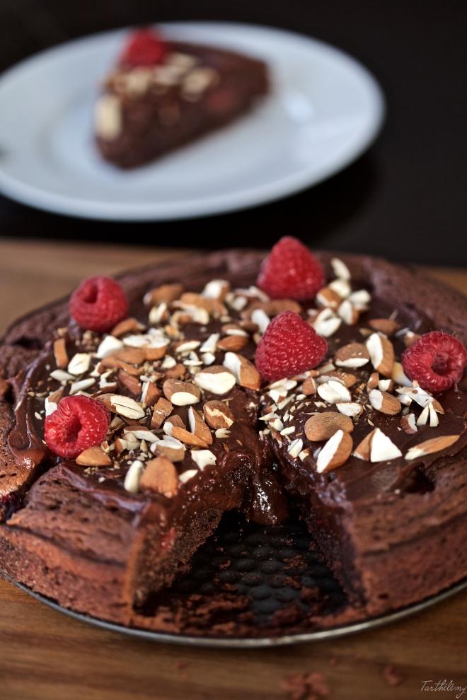nutella cake 24
