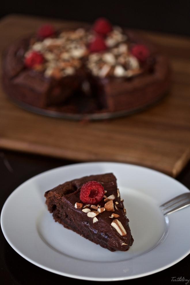 nutella cake 28