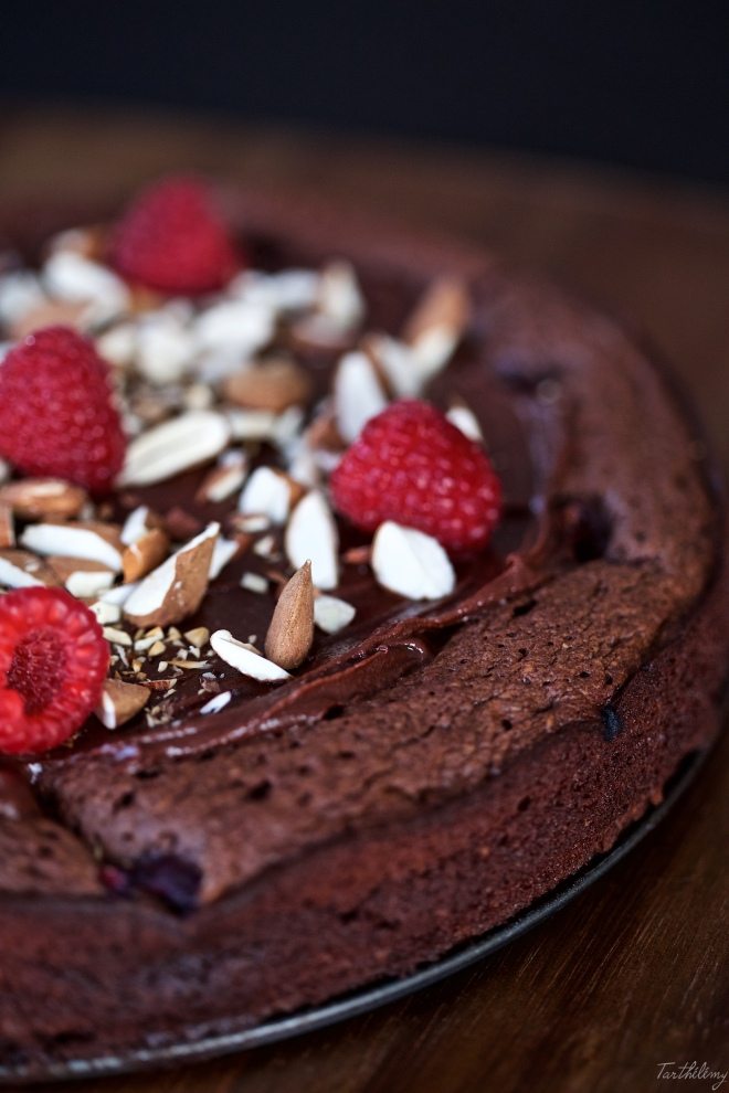 nutella cake 6