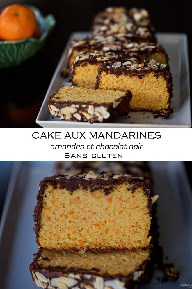 Cake aux mandarines