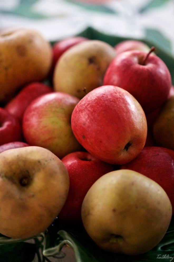 """Mermelada de manzana """"Tatin"""""""