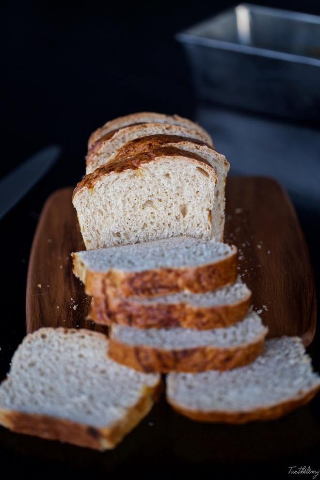Pan de molde perfecto y fácil