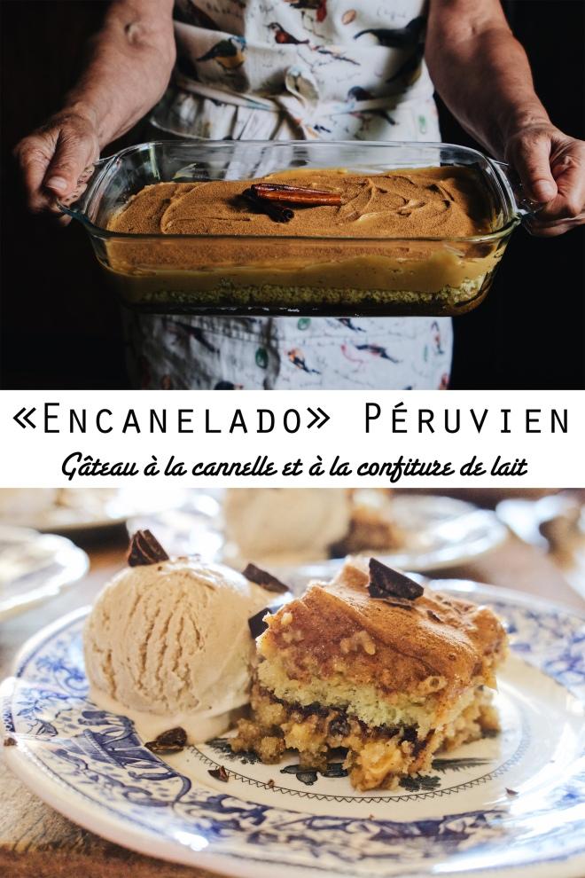 Encanelado péruvien