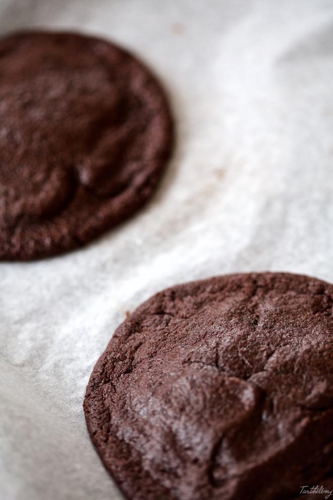 Cookies de chocolate Thomas Keller