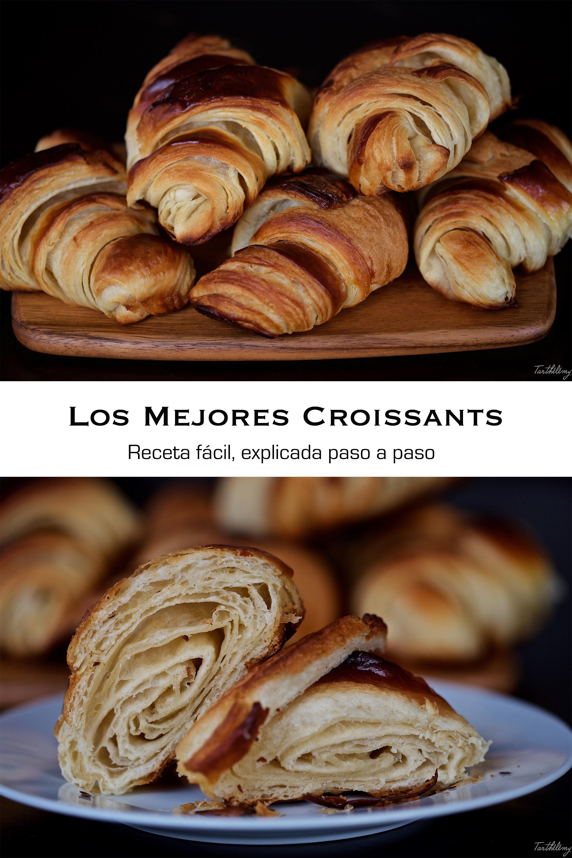 Los Mejores Croissants (paso a paso)